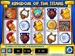 Kingdom of the Titans Screenshot 1