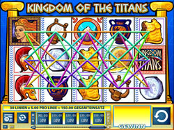 Kingdom of the Titans Screenshot 2
