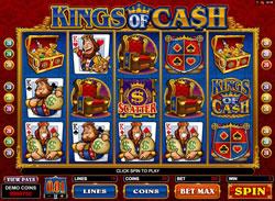 Kings of Cash Screenshot 1