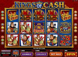 Kings of Cash Screenshot 11