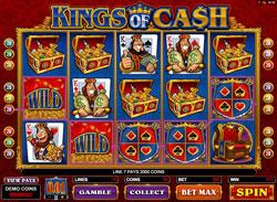Kings of Cash Screenshot 12