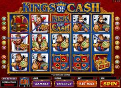 Kings of Cash Screenshot 13