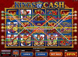 Kings of Cash Screenshot 2