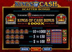 Kings of Cash Screenshot 3