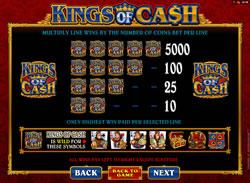 Kings of Cash Screenshot 5