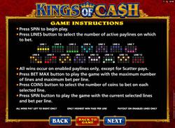 Kings of Cash Screenshot 8