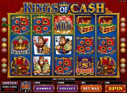 Kings of Cash Screenshot 9