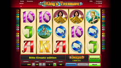 King's Treasure Screenshot 1