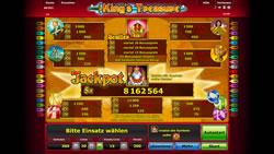 King's Treasure Screenshot 3