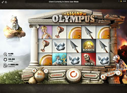 Legend of Olympus Screenshot 1