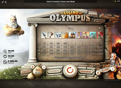 Legend of Olympus Screenshot 2