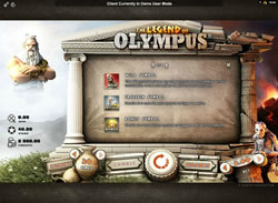 Legend of Olympus Screenshot 3