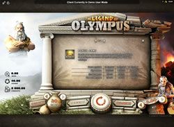 Legend of Olympus Screenshot 4