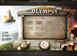 Legend of Olympus Screenshot 5