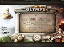 Legend of Olympus Screenshot 5
