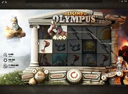 Legend of Olympus Screenshot 6