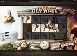 Legend of Olympus Screenshot 8
