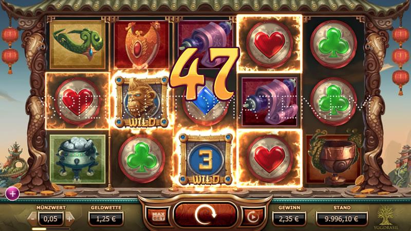 Spiele Legend Of The Golden Monkey - Video Slots Online