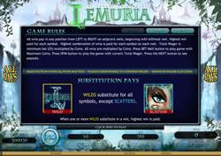 Lemuria Screenshot 4