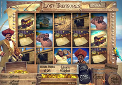 Lost Treasures Screenshot 1
