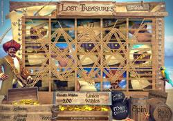 Lost Treasures Screenshot 2