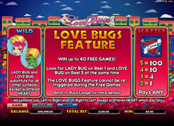 Love Bugs Screenshot 2