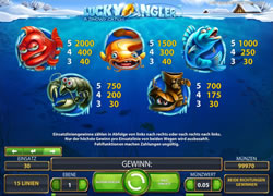 Lucky Angler Screenshot 3