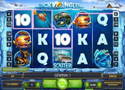Lucky Angler Screenshot 6