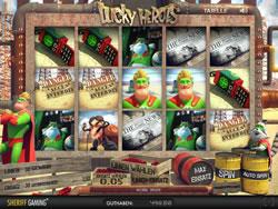 Lucky Heroes Screenshot 1