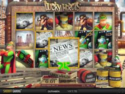 Lucky Heroes Screenshot 10