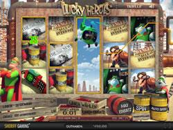 Lucky Heroes Screenshot 12