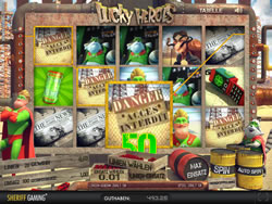 Lucky Heroes Screenshot 14