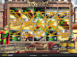 Lucky Heroes Screenshot 2