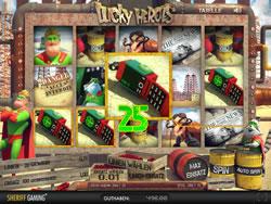 Lucky Heroes Screenshot 9