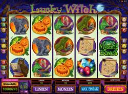 Lucky Witch Screenshot 1