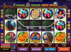 Lucky Witch Screenshot 12