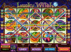 Lucky Witch Screenshot 2