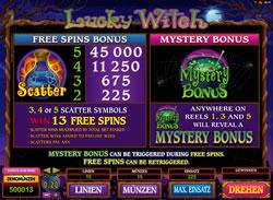 Lucky Witch Screenshot 3