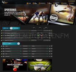 LVbet Screenshot 3