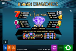 Maaax Diamonds Screenshot 2