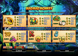 Mad Mad Monkey Screenshot 3