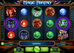 Magic Portals Screenshot 1
