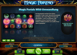 Magic Portals Screenshot 2