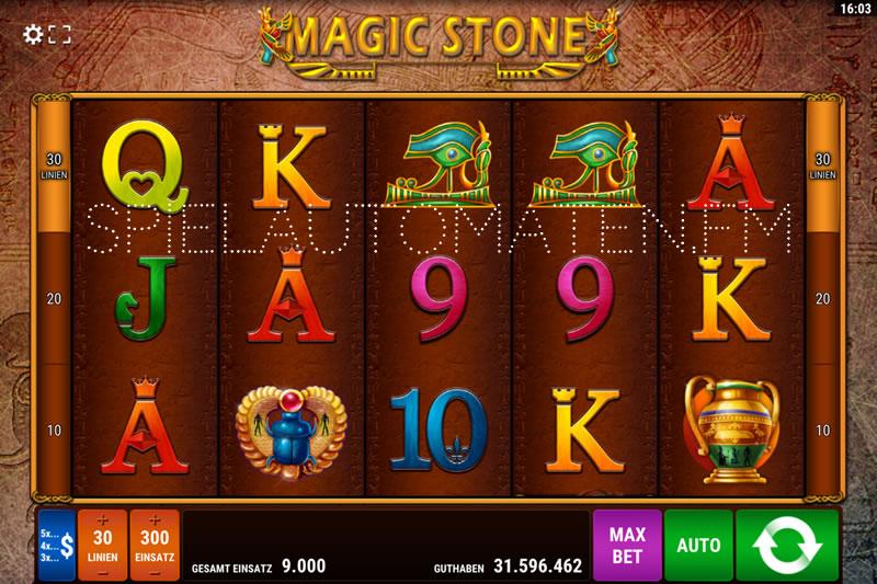 magic stone spielen