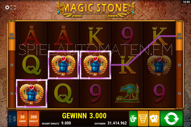 magic stone spielen