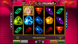 Marilyn's Diamonds Screenshot 8