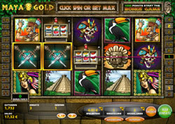 Maya Gold Screenshot 1