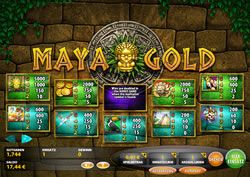 Maya Gold Screenshot 2