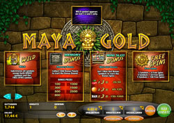 Maya Gold Screenshot 3