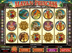 Mayan Princess Screenshot 1